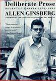 Deliberate Prose, Allen S. Ginsberg, 0060930810