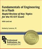 Fundamentals of Engineering in a Flash, Cameron, Kimberly, 1591260817