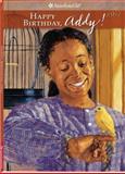 Happy Birthday, Addy!, Connie Rose Porter, 1562470817