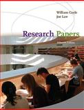 Research Papers, Coyle, William and Law, Joe, 0547190816