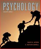 Psychology, Myers, David G. and DeWall, C. Nathan, 1464140812