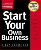 Start Your Own Business, Lesonsky, Rieva, 1599180812