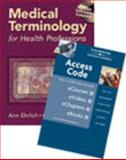 BNDL Medical Terminology for Health Professions, Thomson Delmar Learning Staff, 1401820816