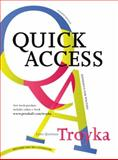 Simon and Schuster Quick Access Reference for Writers, Troyka, Lynn Q., 0131400819