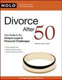 Divorce after 50, Janice Green, 1413310818