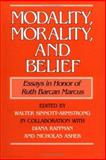 Modality, Morality and Belief : Essays in Honor of Ruth Barcan Marcus, , 0521440823