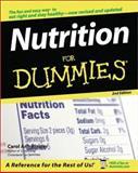 Nutrition for Dummies®, Carol Ann Rinzler, 0764540823