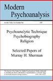 Modern Psychoanalysis, Volume 32, , 0980050820
