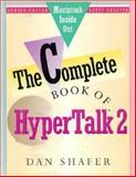Complete Book of Hypertalk Two, Shafer, Dan, 0201570823