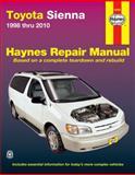 Toyota Sienna, 1998 Thru 2010, J. J. Haynes, 1620920824