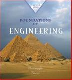 Foundations of Engineering, Holtzapple, Mark Thomas and Reece, W. Dan, 0072480823