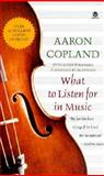What to Listen for in Music, Copland, Aaron, 0613180828