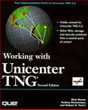Working with Unicenter TNG, Sturm, Richard and Rasmussen, Audrey, 0789720825
