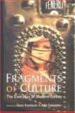 Fragments of Culture : The Everyday of Modern Turkey, , 0813530822