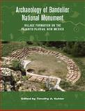 Archaeology of Bandelier National Monument 9780826330826