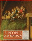 A People and a Nation, Volume I: To 1877, Norton, Mary Beth and Kamensky, Jane, 1285430824