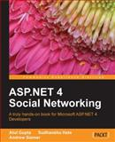 ASP. NET 4 Social Networking, Gupta, Atul and Hate, Sudhanshu, 1849690820