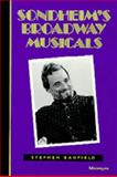 Sondheim's Broadway Musicals, Banfield, Stephen, 0472080830