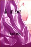 K. in Love, Don Coles, 0919890830