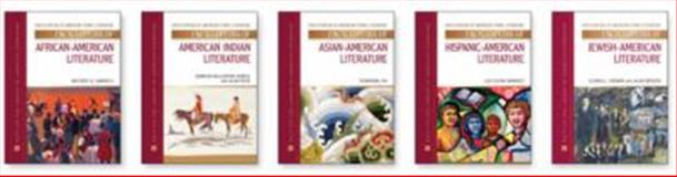 Encyclopedia of American Ethnic Literature, 5-Volume Set, Cronin, Gloria L. and Berger, Alan, 0816060835