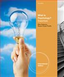 What Is Psychology? : Essentials, Doyle-Portillo, Susann and Pastorino, Ellen, 0840030835