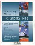 Laboratory Manual 4E: Chemistry 1412, J. A. Beran, 0470140836