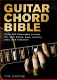 Guitar Chord Bible, Phil Capone, 0785820833