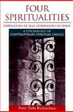 Four Spiritualities, Peter T. Richardson, 0891060839