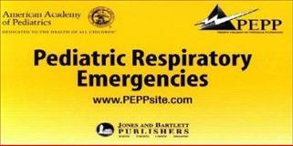 Pediatric Respiratory Emergencies Online, American Academy of Pediatrics Staff, 0763720836