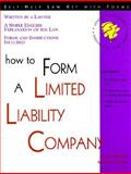 How to Form a Limited Liability Company, Mark Warda, 1572480831