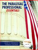 The Paralegal Professional Essentials, Cheeseman, Henry R. and Goldman, Thomas F., 0132390833