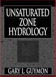 Unsaturated Zone Hydrology, Guyman, Gary L., 0133690830