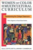 Women of Color and the Multicultural Curriculum, , 1558610839