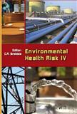 Environmental Health Risk IV, Brebbia, C. A., 1845640837