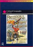 Cultural Geography, Crang, Mike, 0415140838