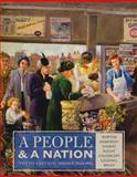 A People and a Nation, Volume II: Since 1865, Norton, Mary Beth and Kamensky, Jane, 1285430832