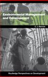 Environmental Management and Development, Barrow, C. J., 0415280834
