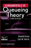 Fundamentals of Queueing Theory, Gross, David and Harris, Carl M., 0471170836