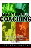 Masterful Coaching, Hargrove, Robert, 0787960845