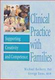 Clinical Practice with Families : Supporting Creativity and Competence, Rothery, Michael and Enns, George, 0789010844