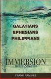 Immersion Bible Studies, Frank Ramirez, 1426710844