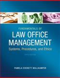 Fundamentals of Law Office Management, Everett-Nollkamper, Pamela, 1133280846