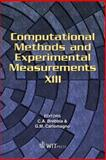Computational Methods and Experimental Measurements XIII, , 1845640845
