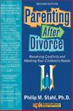 Parenting after Divorce, Philip Michael Stahl, 1886230846