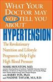 Hypertension, Mark Houston and Barry Fox, 0446690848