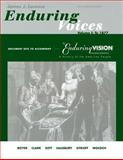 Enduring Voices : A History of the American People, Lorence, James J. and Boyer, Paul S., 0395960843