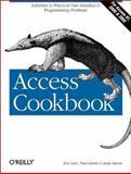 Access Cookbook, Getz, Ken and Litwin, Paul, 0596000847