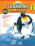 Daily Learning Drills, Grade 1, , 1483800849