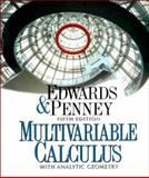 Multivariable Calculus with Analytic Geometry, Penney, David E. and Edwards, C. Henry, 0137930844