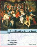 Civilization in the West to 1600, Kishlansky, Mark and Geary, Patrick, 0321070844